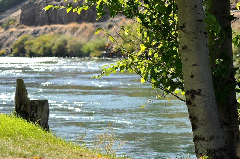 Deschutes River, Maupin, Oregon
